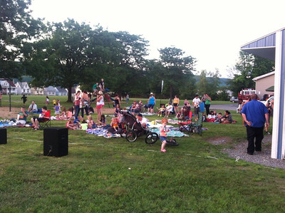Prior to Movie Night, from Angela Krapf, C.H.O.S.E. Park, Coaldale (6-27-2014)