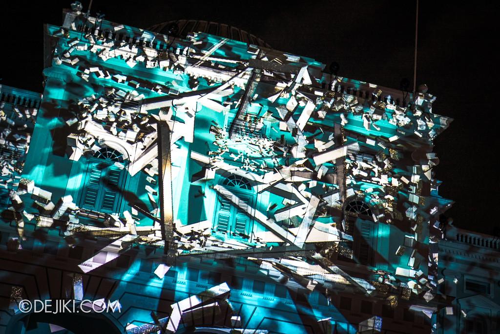 Singapore Night Festival 2017 / Convolutions by EZ3kiel (FR) dispersion