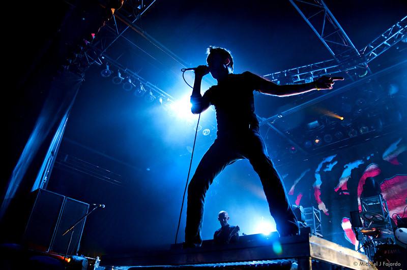 Rise Against Fillmore Auditorium, Denver, CO  April 16, 2011