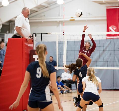 9/12/18: Varsity Volleyball v Hotchkiss