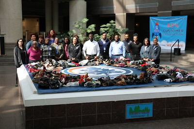 Fulton County HRM Gently Worn Shoe Collection
