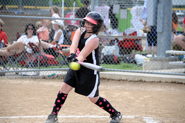 Abby's Softball Game June 7