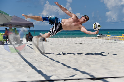 Beach Volleyball August 9, 2014