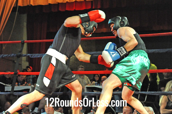 Bout 11Tim Stafford, Ron Connolly, Willoughb -vs- Steve Traczyk, Evolve MMA, Strongsville, 152 lbs Masters