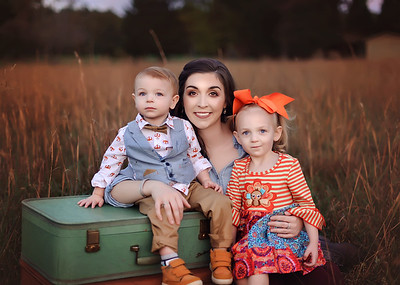 Shana Crabtree Family 2018