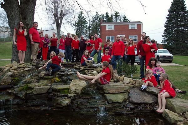 Dona's 60th Group Photo