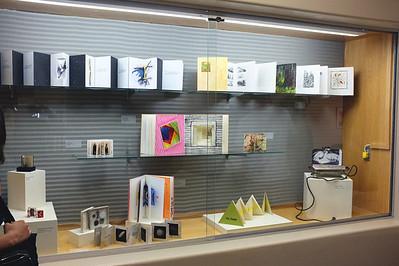 Book, Paper, and Fibre Arts