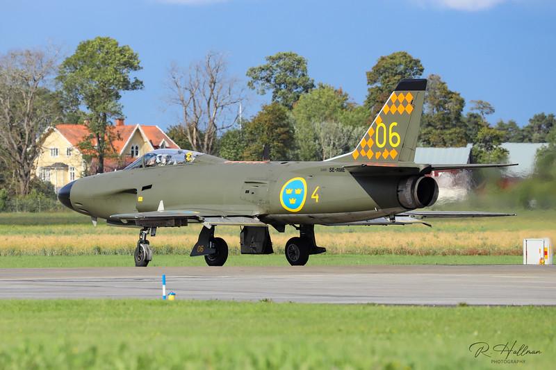 SAAB J32D Lansen