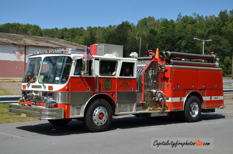 Gordon (Citizens Fire Co.) Engine 46-10: 1986 Hahn (X-Washington Township, NJ)