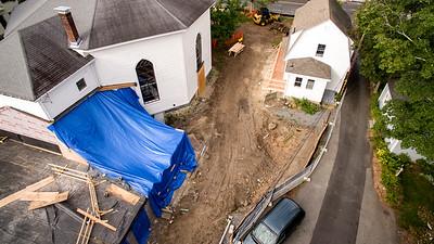 Construction Sept 2, 2018