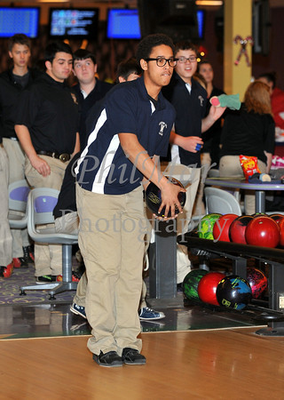 Berks Catholic VS Wyomissing High School Bowling 2012 - 2013