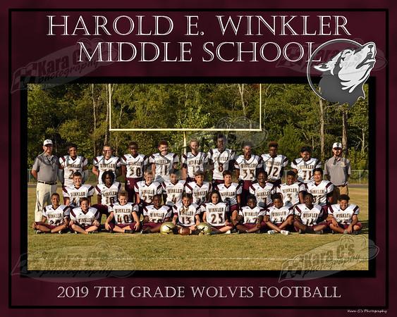 Football - 7th Grade