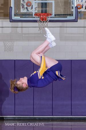 Broughton girls varsity basketball vs Millbrook. February 15, 2019. 750_7294
