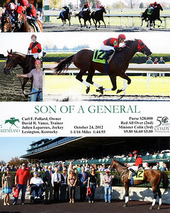 SON OF A GENERAL - 10/24/2012