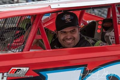 Short Track Super Series @ Port Royal Speedway - 3/24/19 - David Dellinger