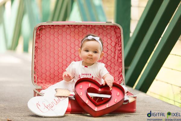 Charlotte Mains 6 months