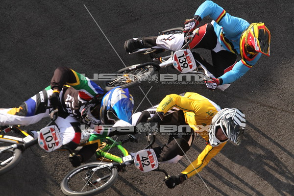 2012 Olympic BMX races