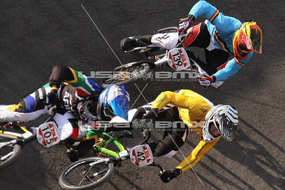 2012 Olympic BMX races