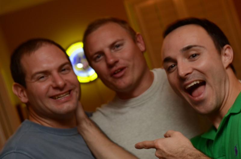 Jon, JG, Chris
