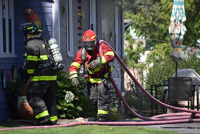 Structure Fire - 39 North Street, Geneseo, NY - 9/24/21