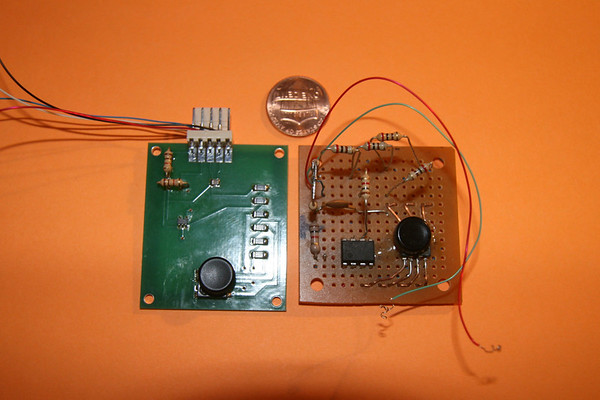 SMD PC Board Project