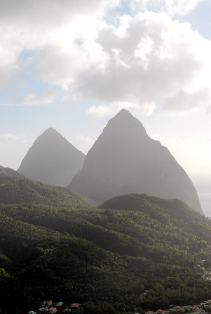 St. Lucia, West Indies - EGov Law Project for Commonwealth Secretariat December 2007