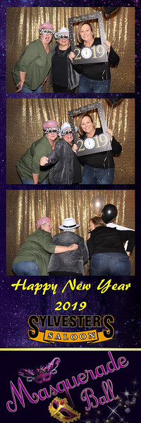 Sylvester's Saloon New Year's Bash 2019
