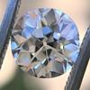 2.15ct Old European Cut Diamond, GIA K SI1 9