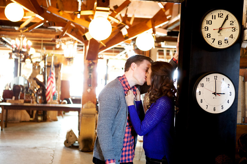 Le Cape Weddings - Neha and James Engagement Session at Salvage One Chicago - Indian Wedding  032.jpg