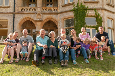 20150805 - Family and Fort Victoria
