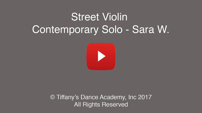 Street Violin