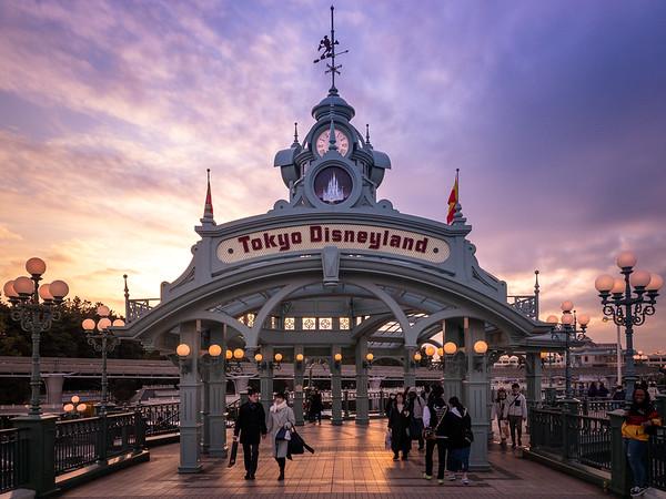 Tokyo Disney - Decemer 2019