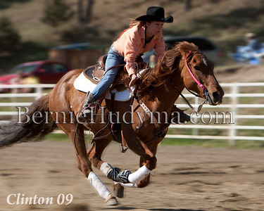 Barrel Racing _Slack