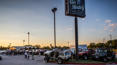Gas Monkey Bar and Grill M&G