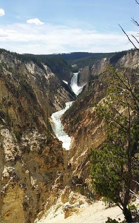 2014 Yellowstone trip July
