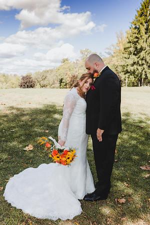 Christina & Richard's Wedding