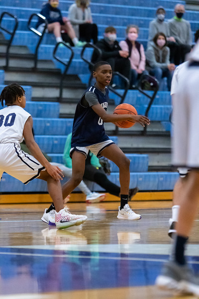 2021-02-17 -- Twinsburg Middle School Basketball Scrimmage