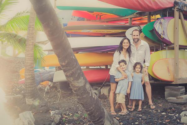 The Evenson Family