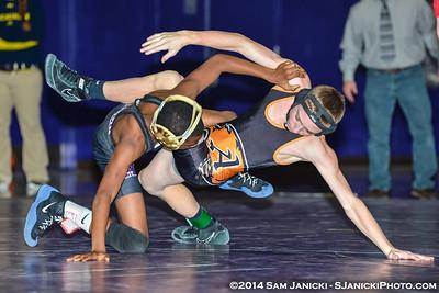 2013-2014 High School Wrestling