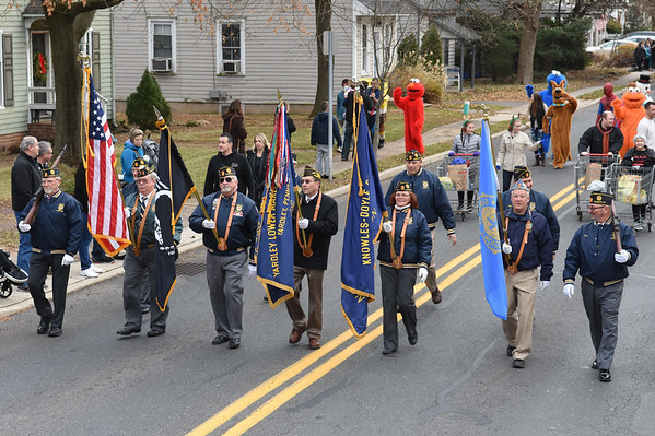 PHOTOS: Yardley welcomes the season with an Olde-Fashioned Christmas Parade