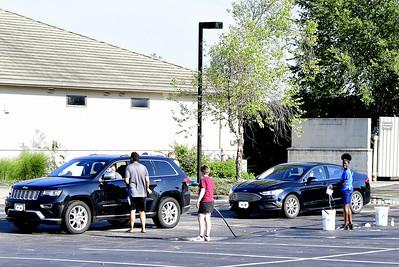 July  Jaguar Pride Car Wash