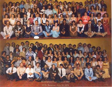 1978 BHS Reunion