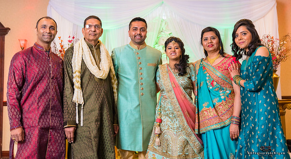 Harshil & Komal Ring Ceremony