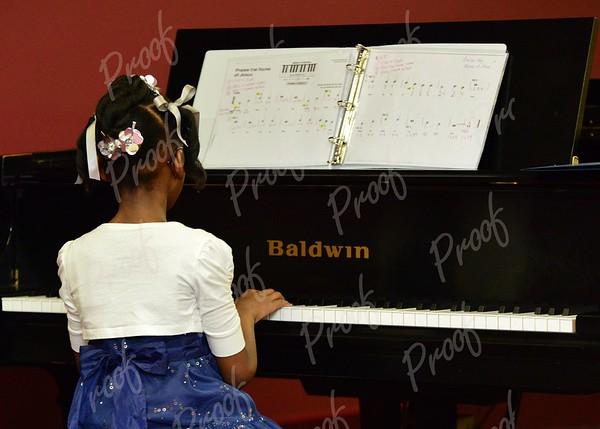 Jaylah Frazier 2018 Piano Recital