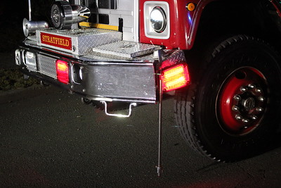 Apparatus Accident - Post Rd & N Benson Rd Fairfield, CT - 5/27/2021