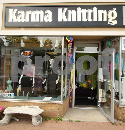 Karma Knitting