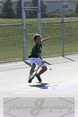 WC vs Greenville Boys Tennis