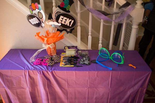 Elena's 1st Birthday