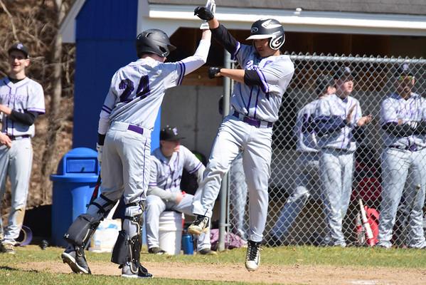 Wahconah-Pittsfield Baseball - 041719