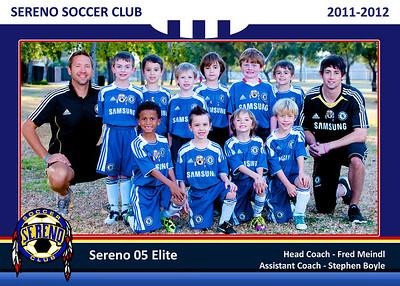 Sereno 05 Elite Team Pictures